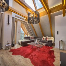 Ekskluzywny penthouse z dostępem do SPA