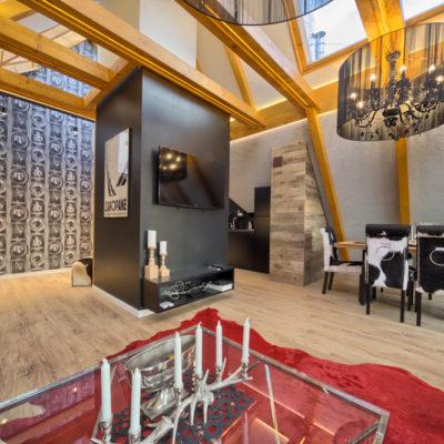 Penthouse - salon