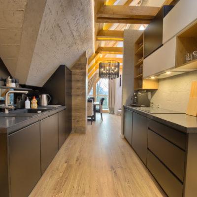 Penthouse - kuchnia