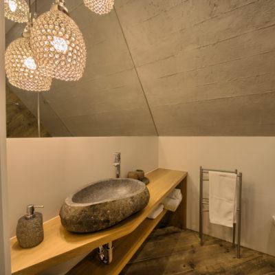 Penthouse - łazienka