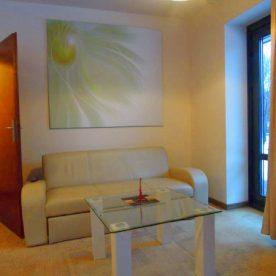 Apartament inwestycyjny z widokiem na panoramę Tatr
