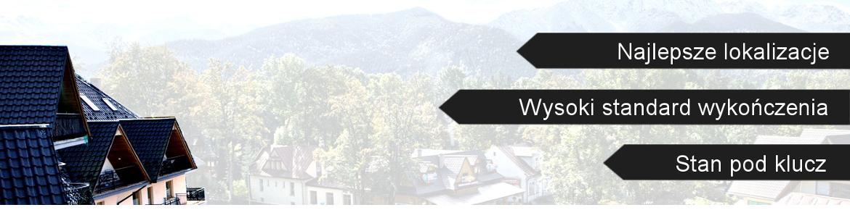 Inwestuj w Zakopanem - baner