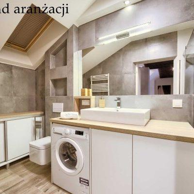 Przykład aranżacji - łazienka