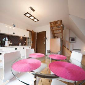 Apartament w Kościelisku – piękny widok i dostęp do sauny