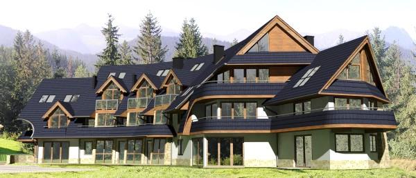 Słoneczna rezydencja – nowa inwestycja w Zakopanem