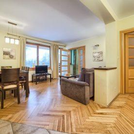 Apartament z dwiema sypialniami, gotowy do wynajmu