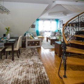 Przestronne mieszkanie z 3 sypialniami