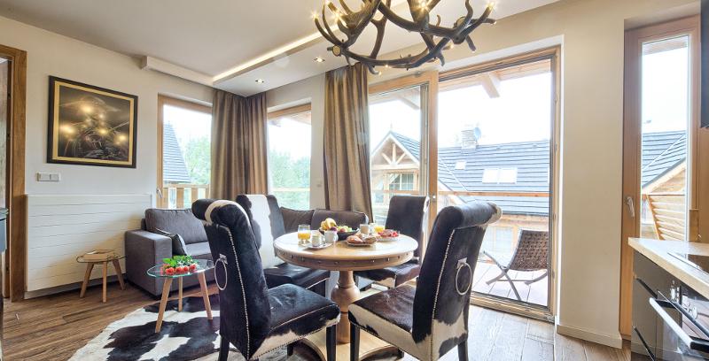 Piękny apartament w najpopularniejszym obiekcie w Zakopanem!