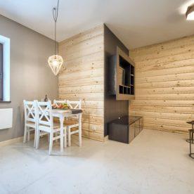 Świeżo wykończony apartament SPA, wysoki standard