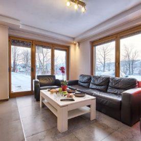 Apartament z dwiema sypialniami na Krupówkach